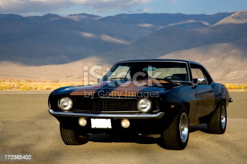 istock American Muscle Car 172365402