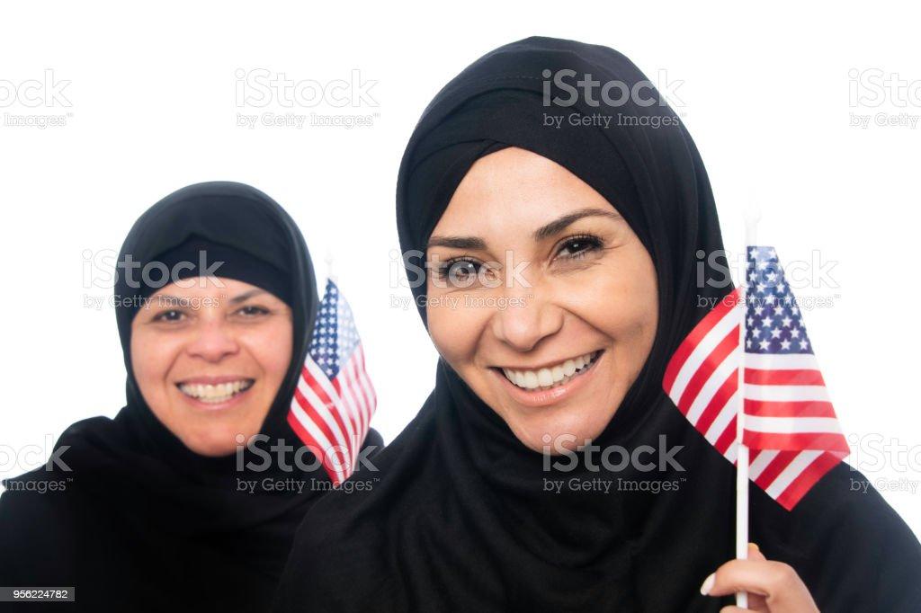reife arabische frauen
