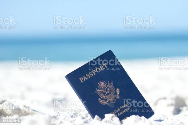 American passport in the sand at the beach picture id638592946?b=1&k=6&m=638592946&s=612x612&h=cezcaj9cjun6ipnzptmdgnv1pagyao3aexw2ahqkx2a=