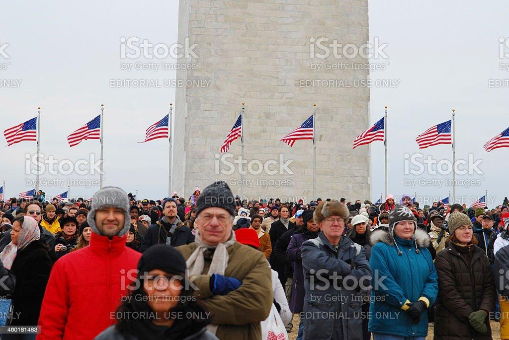 American people stock photo