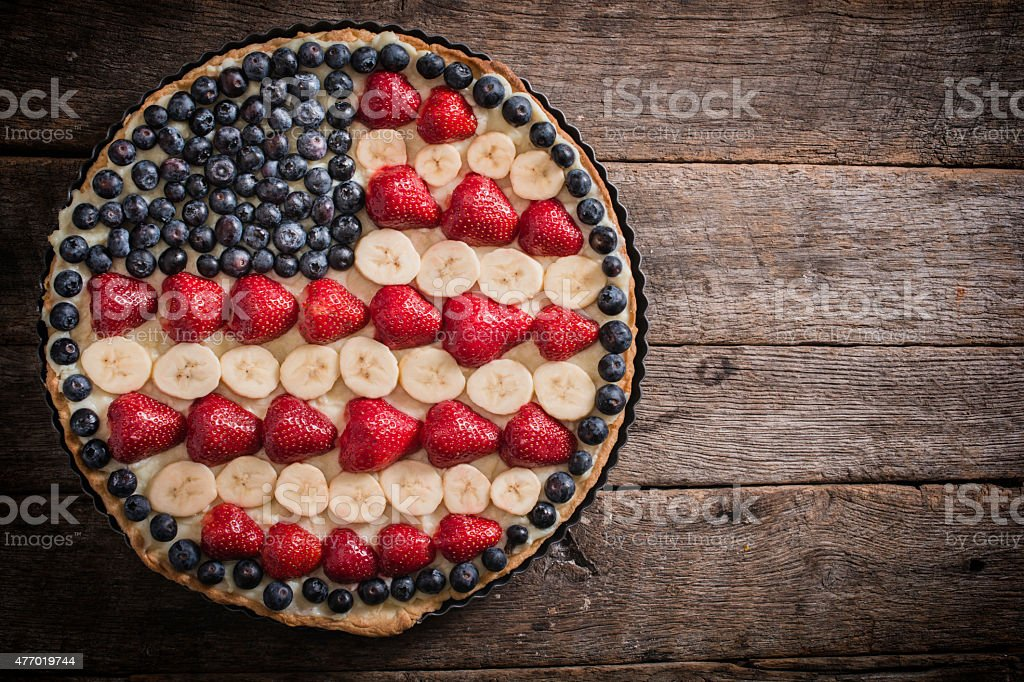 American pie stock photo