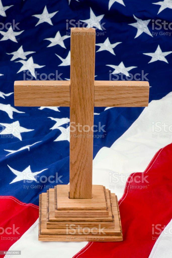 American Religion. stock photo