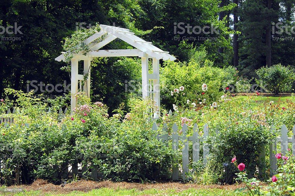American Rose Center in Shreveport stock photo