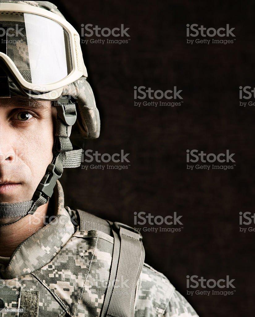 Американский Soldier стоковое фото