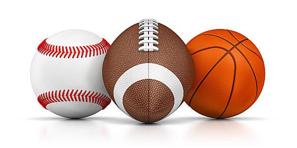 Amerikanische sports – Foto