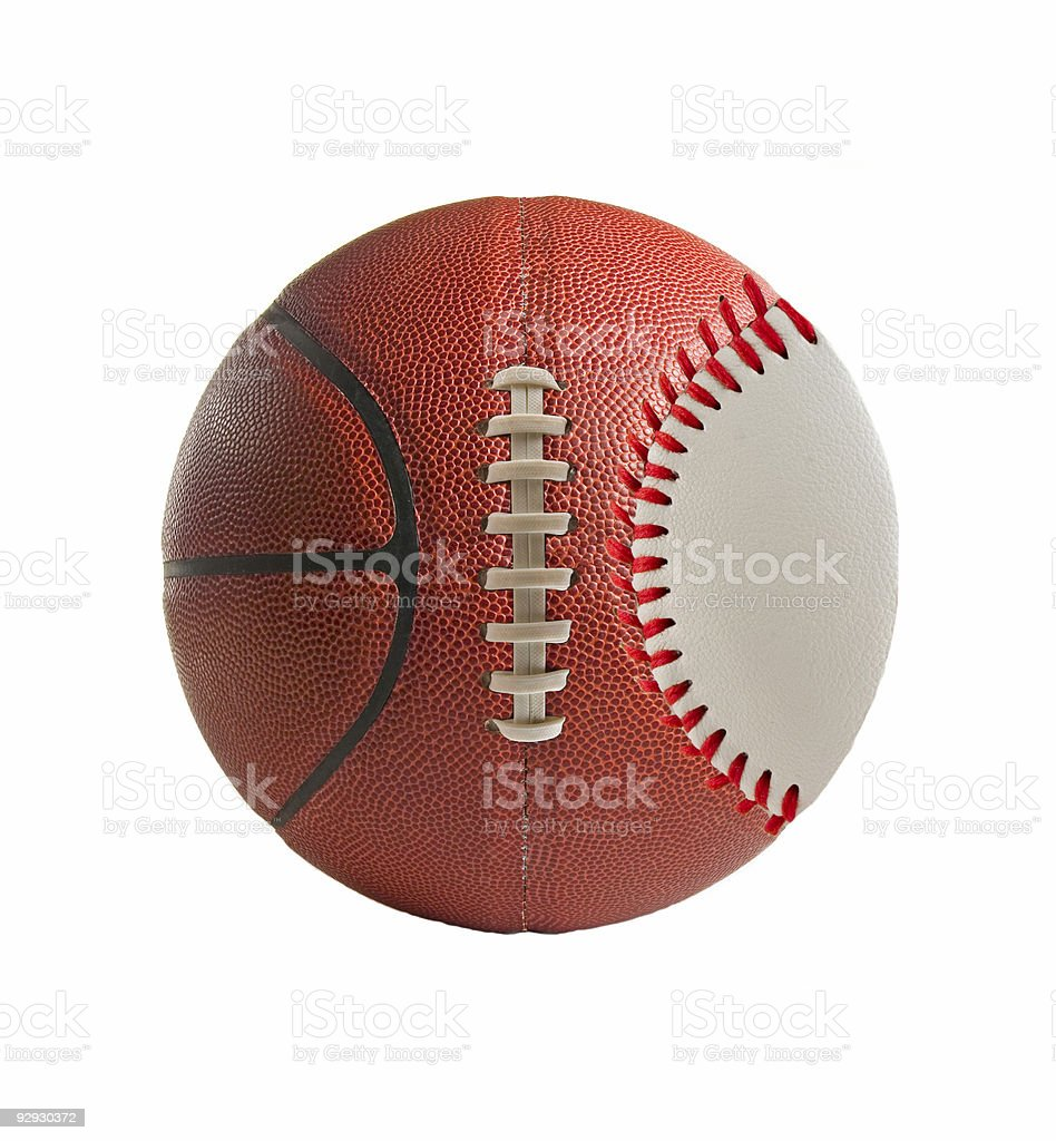 American Sports stock photo