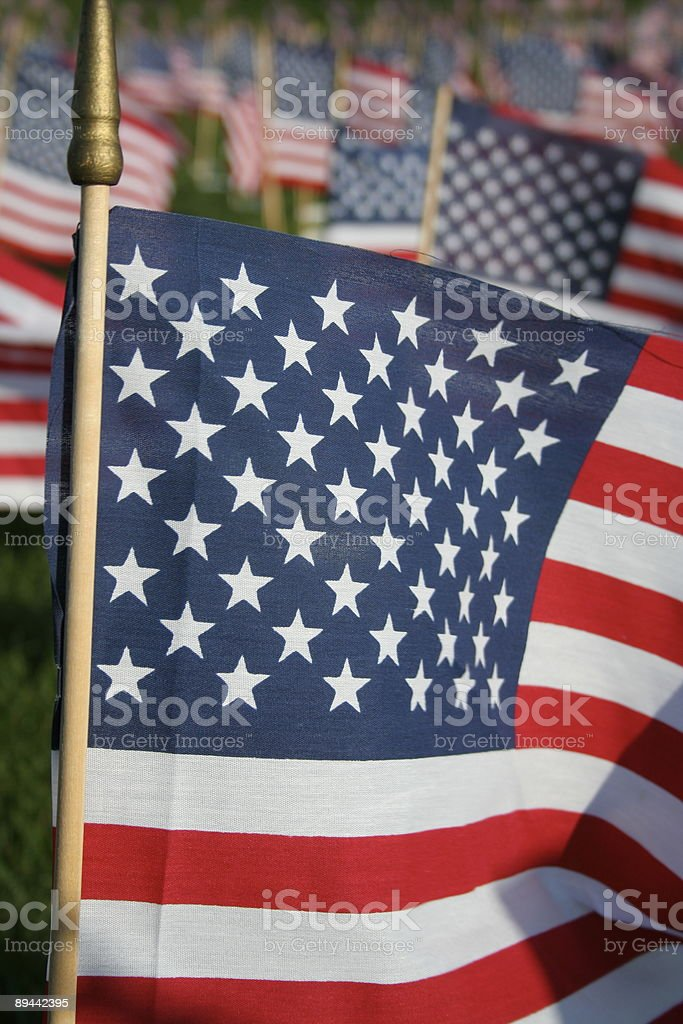 American War Memorial royalty-free stock photo