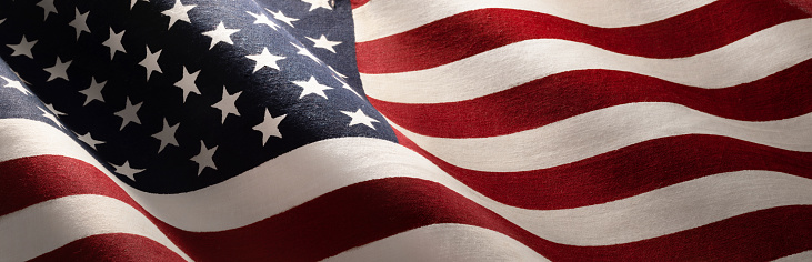 National flag of the United States of America