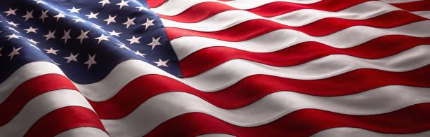 bandera de onda americana - american flag fotografías e imágenes de stock
