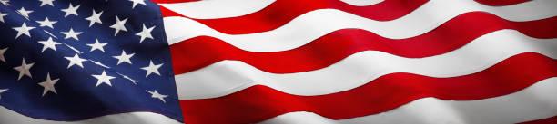 american wave flag - american flag zdjęcia i obrazy z banku zdjęć
