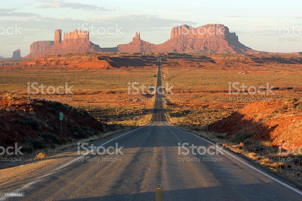 American West stock photo