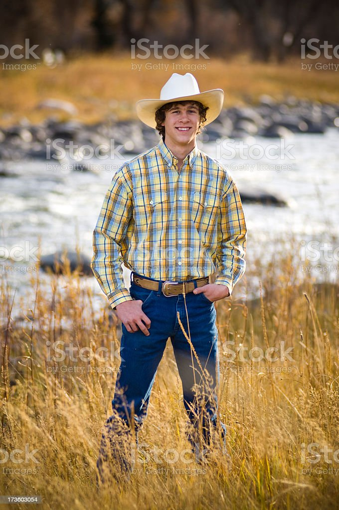 Adolescents ouest américain - Photo