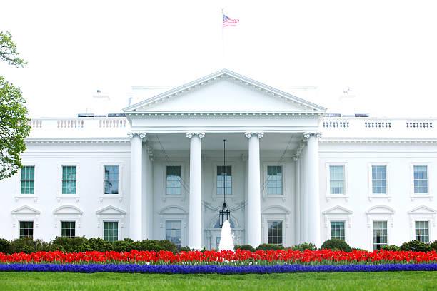 американский белый дом в вашингтоне, округ колумбия новый - presidential debate стоковые фото и изображения