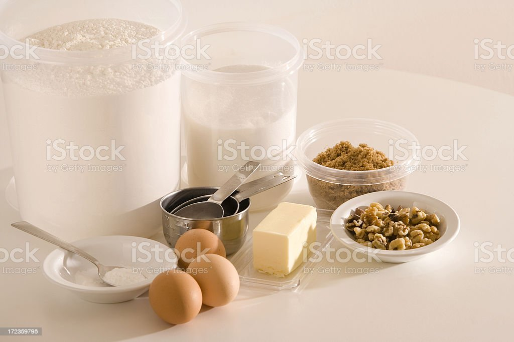 American-style baking royalty-free stock photo