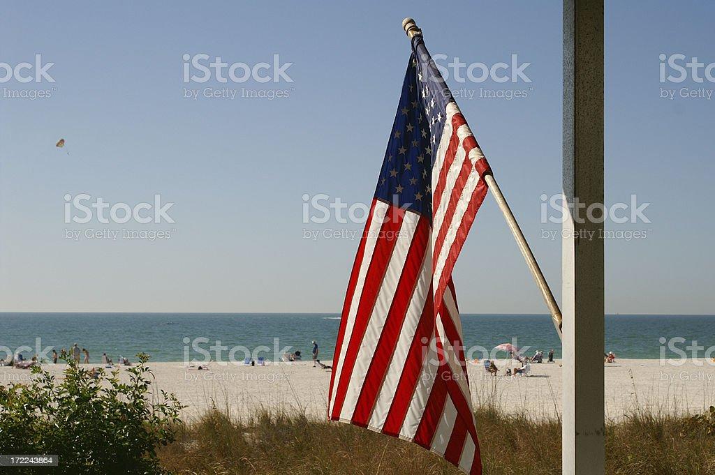America's Coastline stock photo