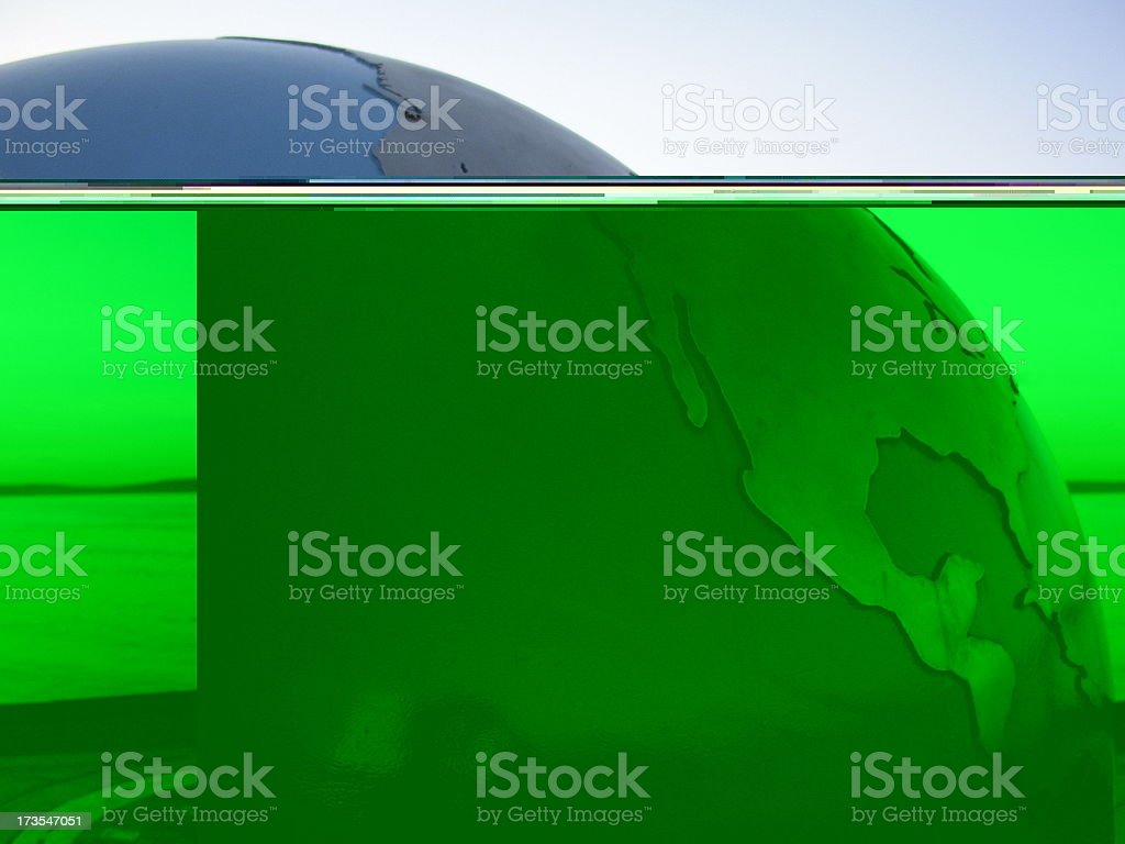 Americas Midsection royalty-free stock photo