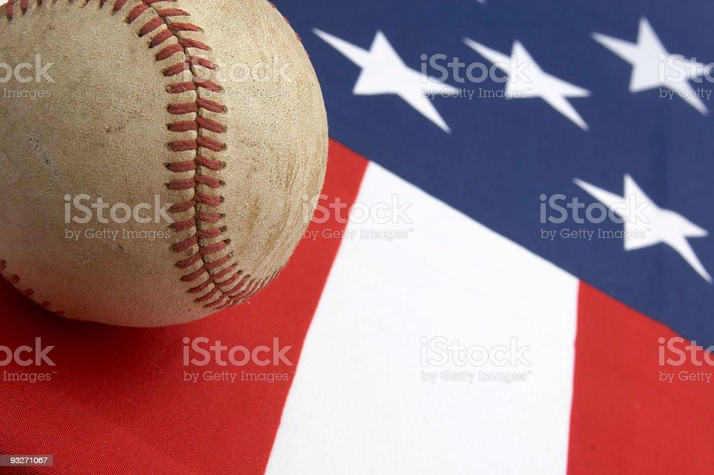 America's Pastime #2 stock photo