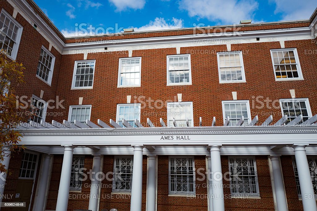 ames hall johns hopkins stock photo more pictures of architecture