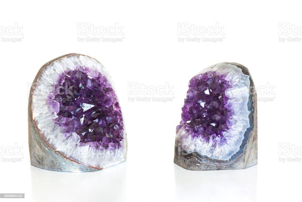 Amethyst crystal a semiprecious Juwel – Foto