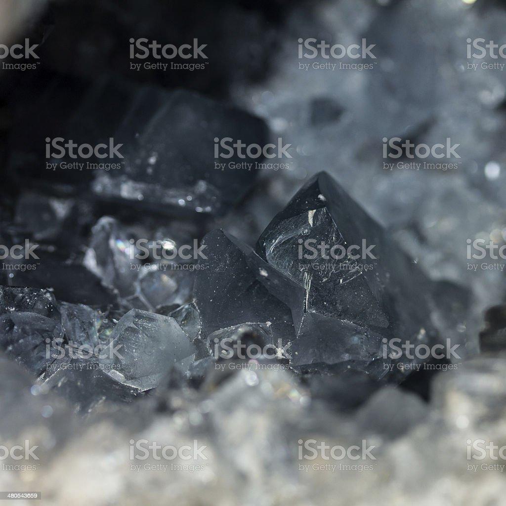 Amethyst Quartz stock photo