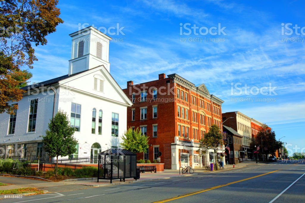 Amherst, Massachusetts – Foto