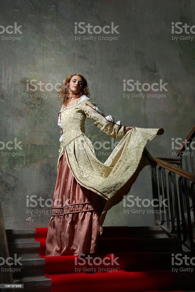 ami princess stock photo