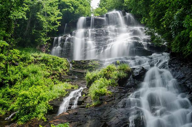 Amicalola Falls stock photo