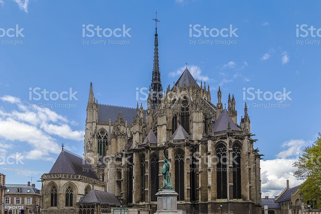 Amiens cathédrale, France - Photo