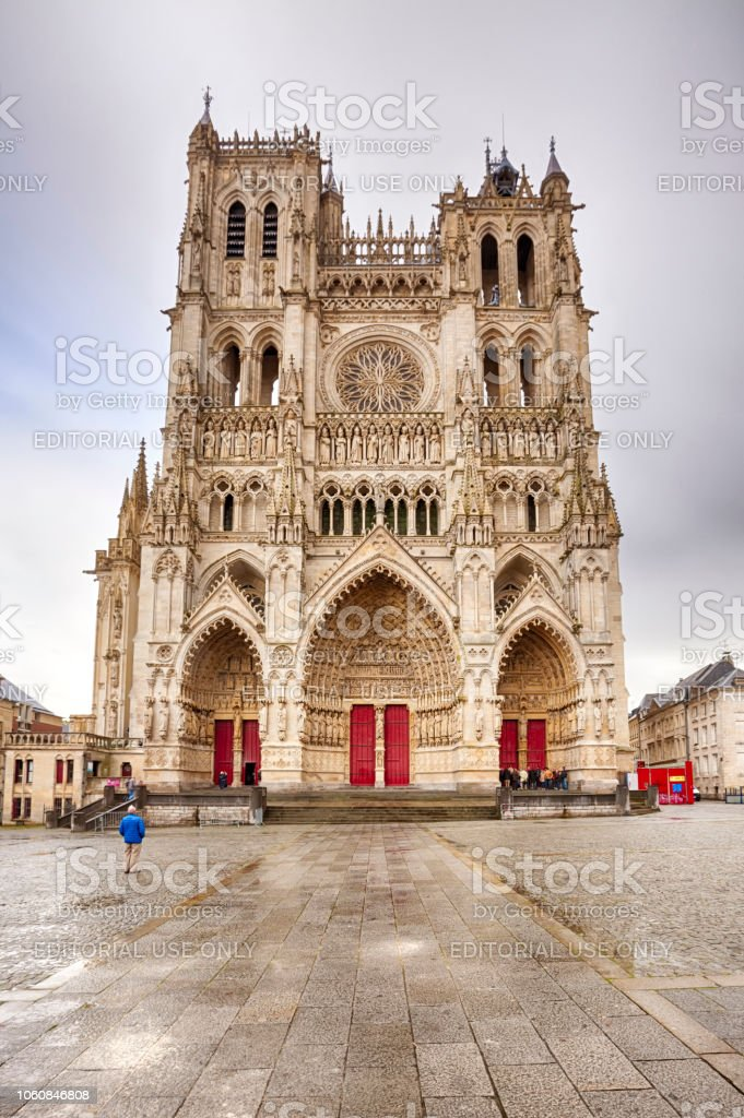 Cathédrale d'Amiens - Photo