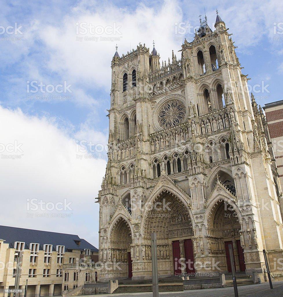 Amiens stock photo