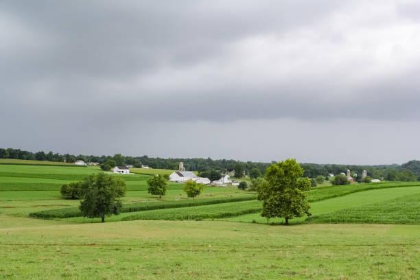 País de Amish, Pennsylvania - foto de stock