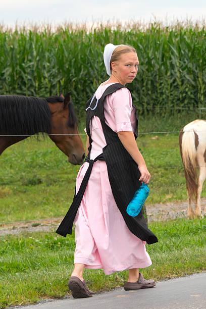 Real Amish Women 38