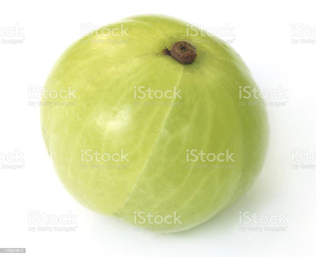 Amla fruit royalty-free stock photo