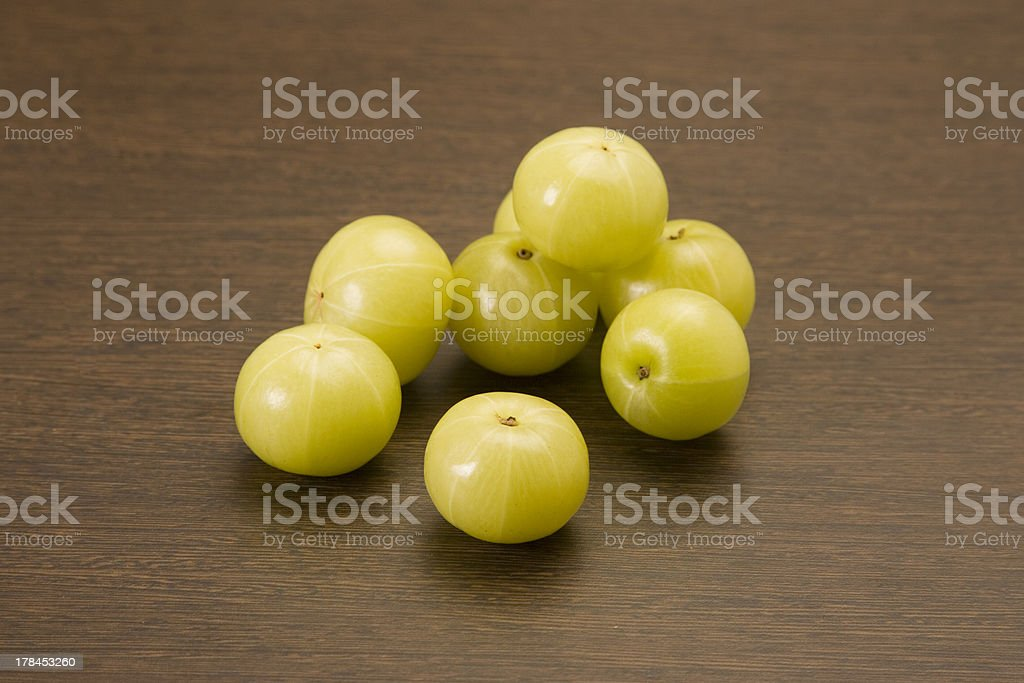 Amla royalty-free stock photo