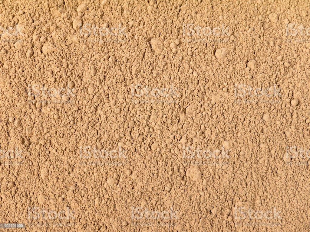 Amla powder closeup stock photo