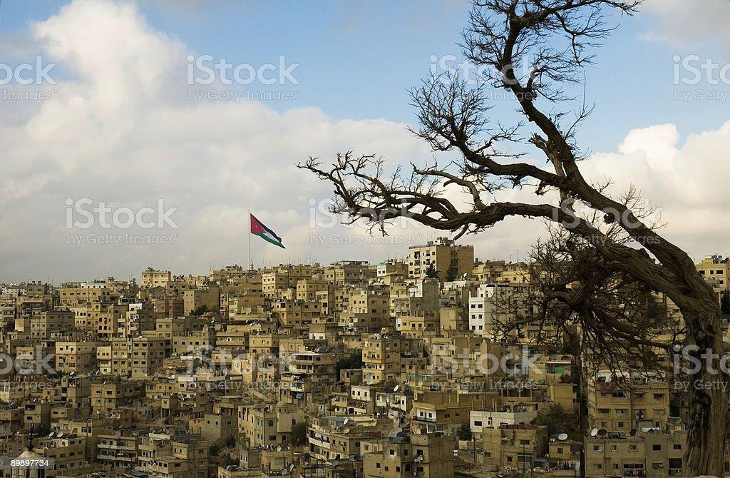 Amman, Jordanien Lizenzfreies stock-foto