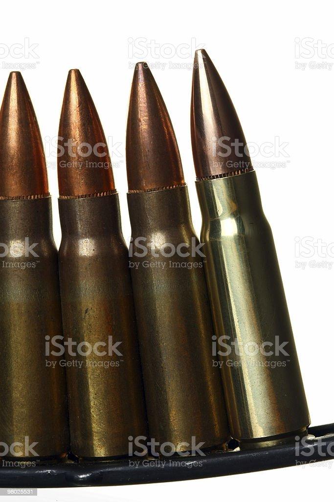 Ammo Clip royalty-free stock photo