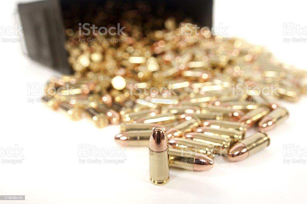 Ammo stock photo