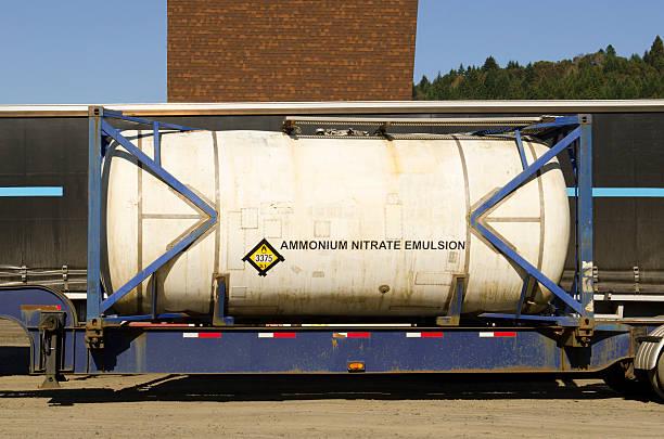 Ammonium Nitrate stock photo