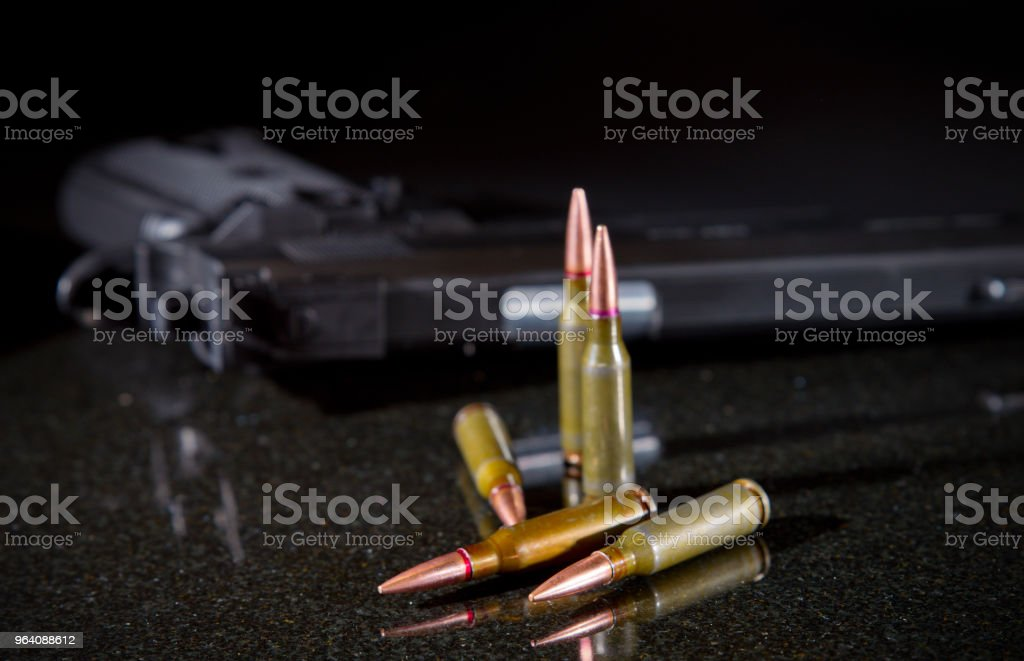 Ammunition cartridges - Royalty-free Ammunition Stock Photo