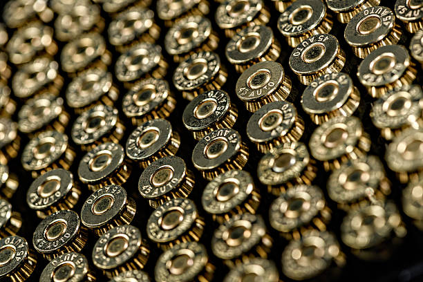 Ammunition Ammunition standing up ammunition stock pictures, royalty-free photos & images