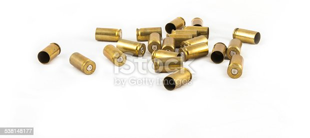 istock ammunition shell 9 mm. 538148177