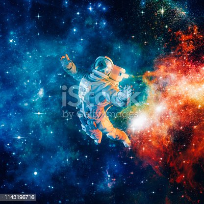 istock Among the stars 1143196716