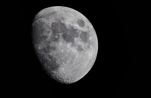 full resolution of sharp moon