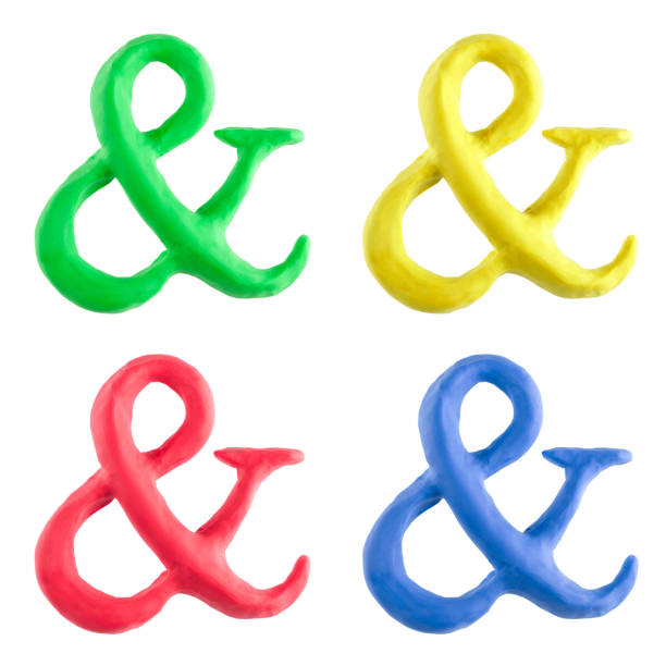 ampersand - ampersand stock pictures, royalty-free photos & images