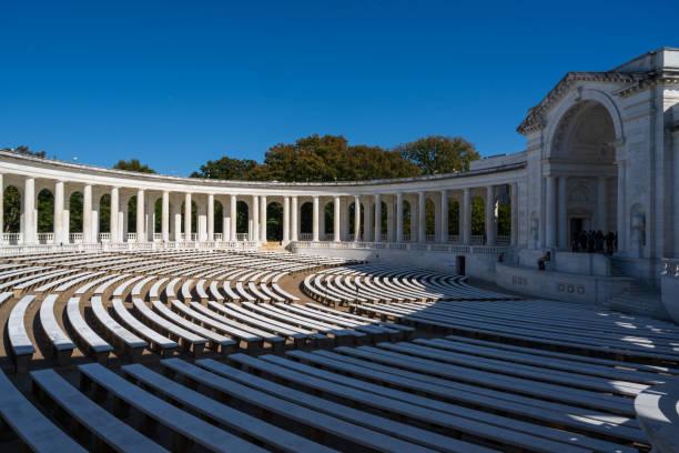 Amphitheater am Grab des unbekannten Soldaten – Foto