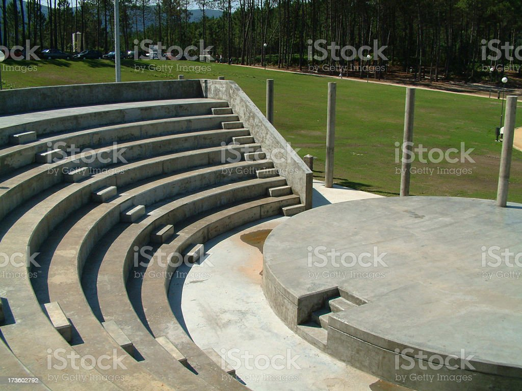 Amphitheatre Stock Photo & More Pictures of Amphitheater ...