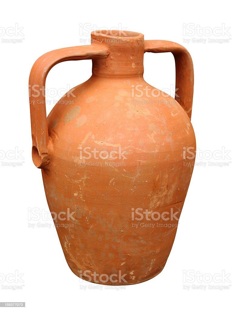 Amphora royalty-free stock photo