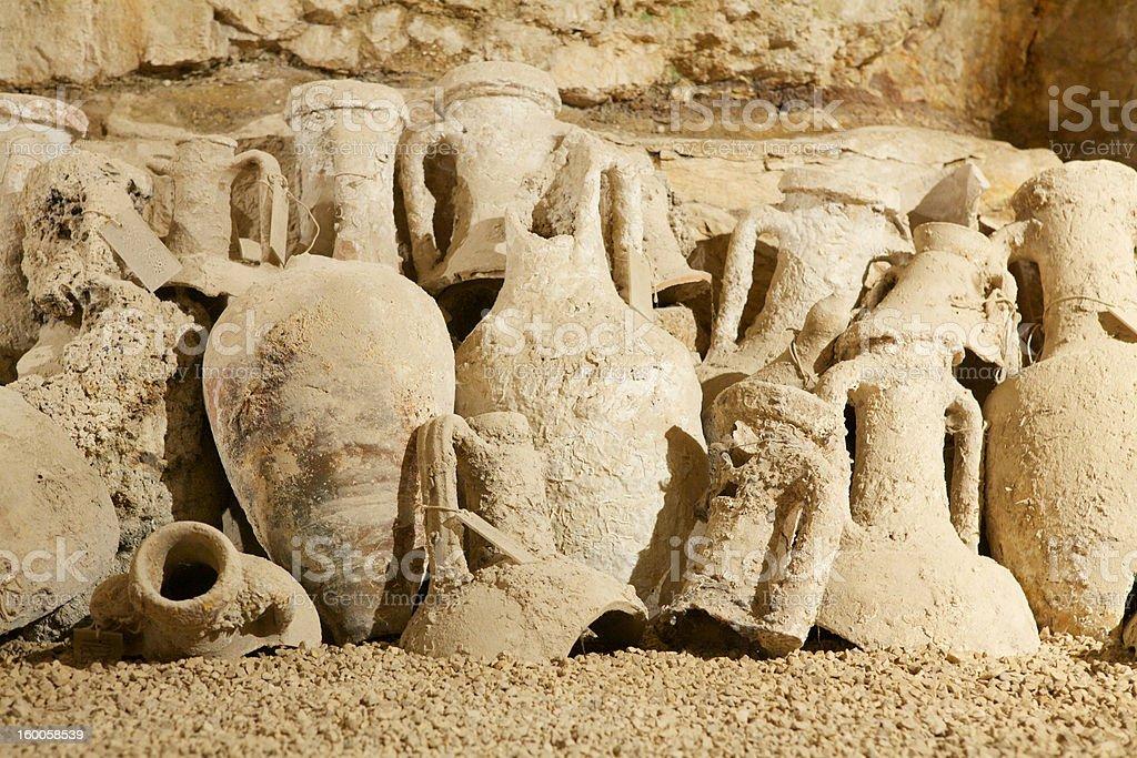 Amphoras - Photo