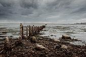 North Sea tidelands